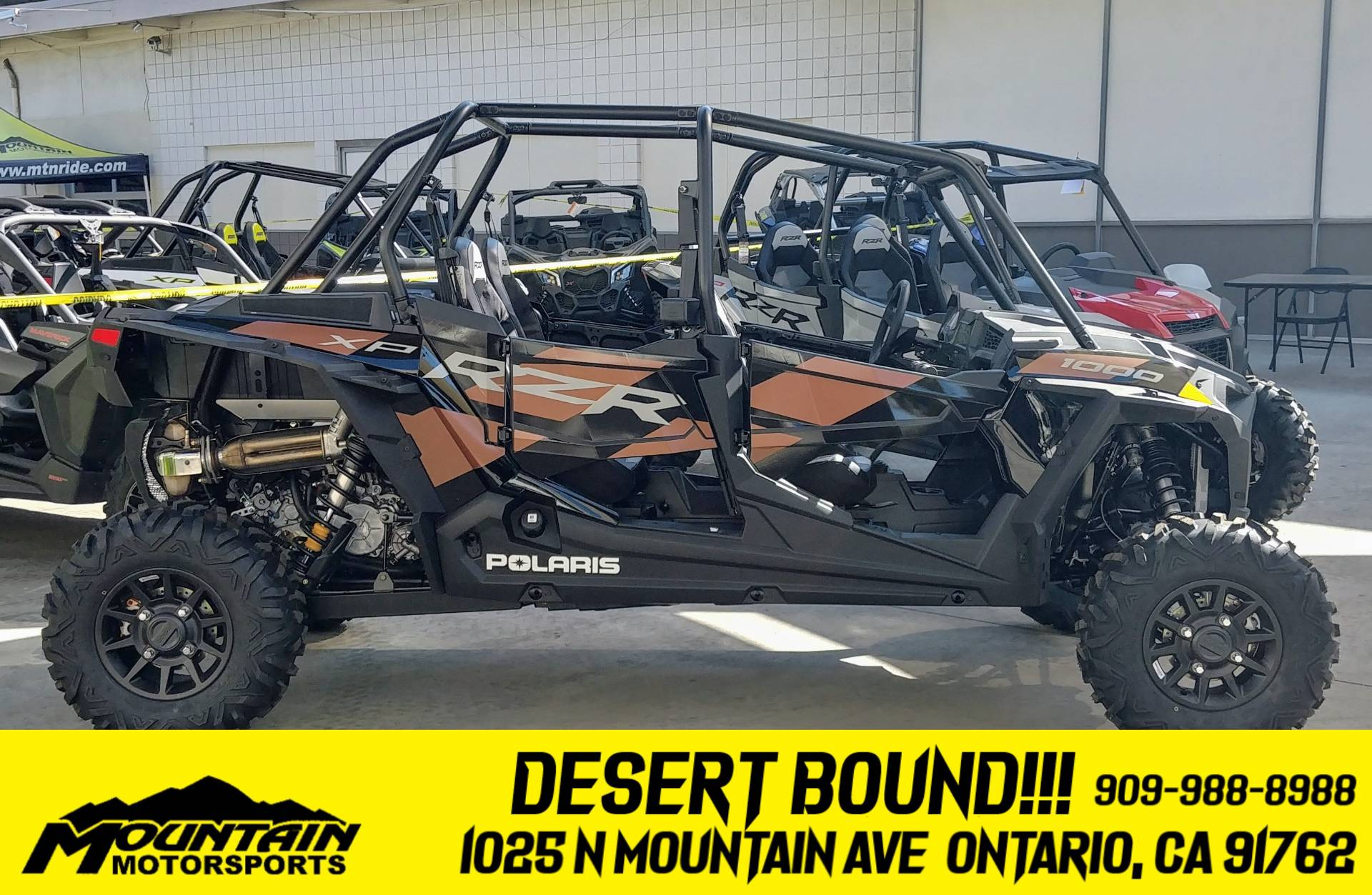 2021 Polaris RZR XP 4 1000 Sport in Ontario, California - Photo 1