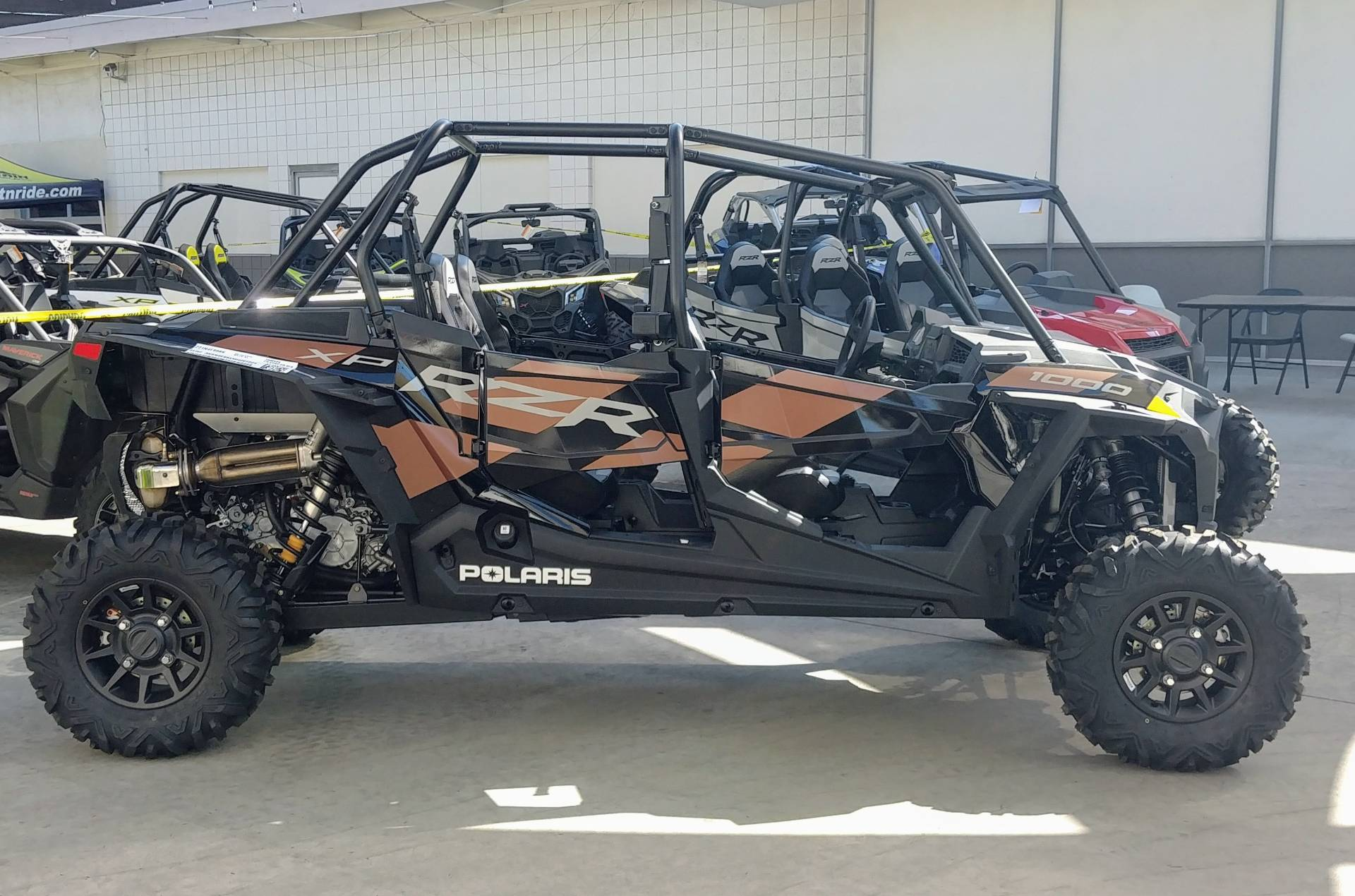 2021 Polaris RZR XP 4 1000 Sport in Ontario, California - Photo 4