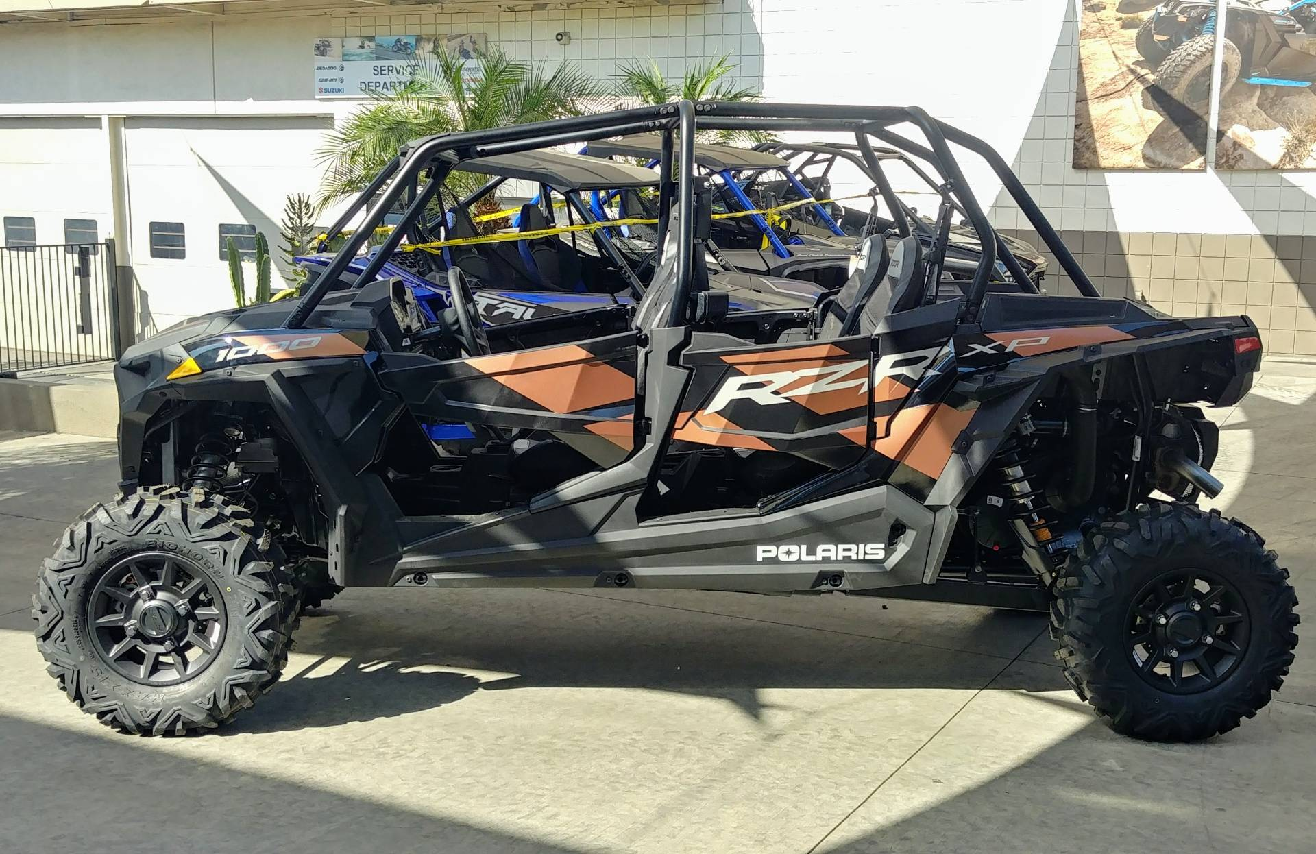2021 Polaris RZR XP 4 1000 Sport in Ontario, California - Photo 8