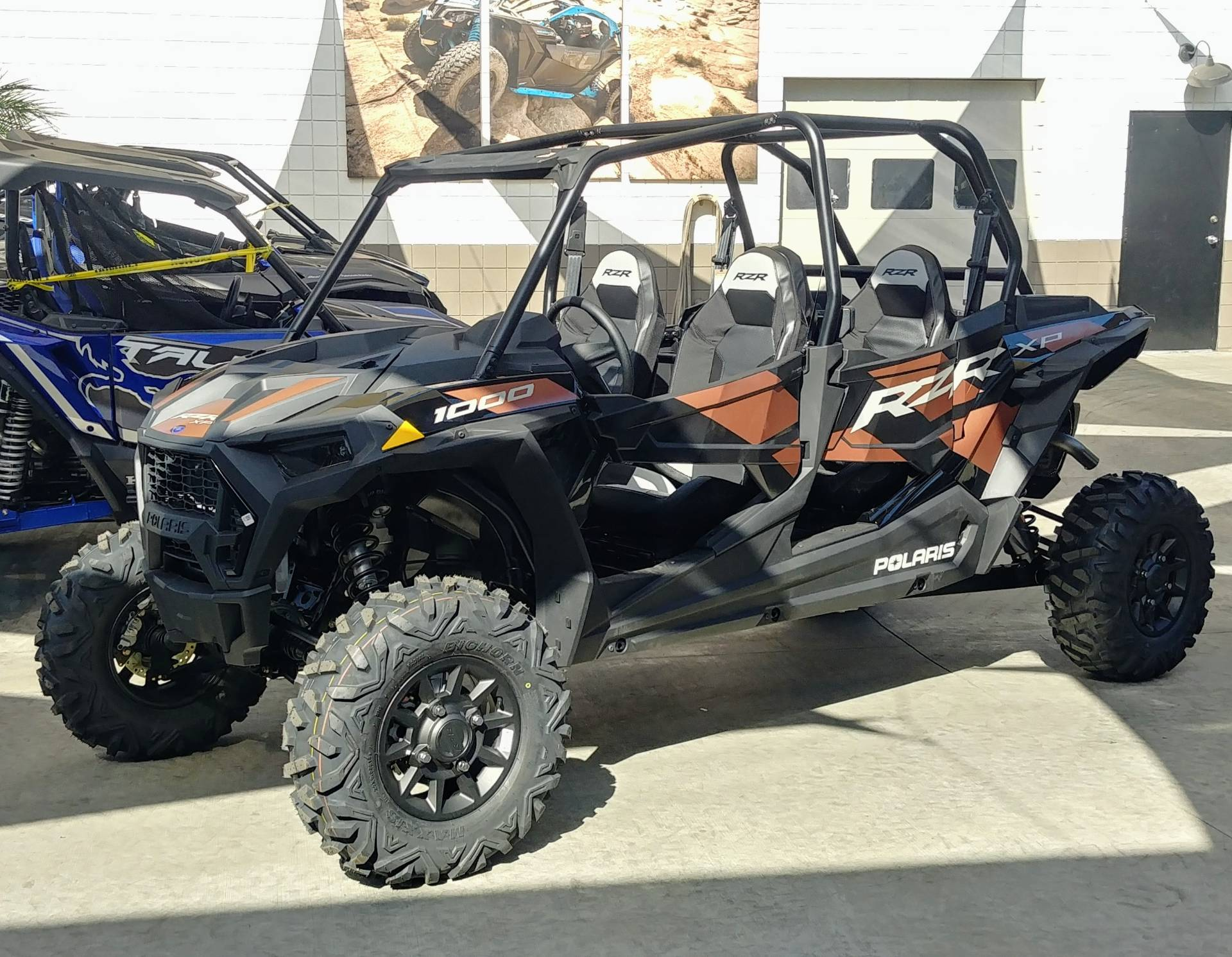 2021 Polaris RZR XP 4 1000 Sport in Ontario, California - Photo 10