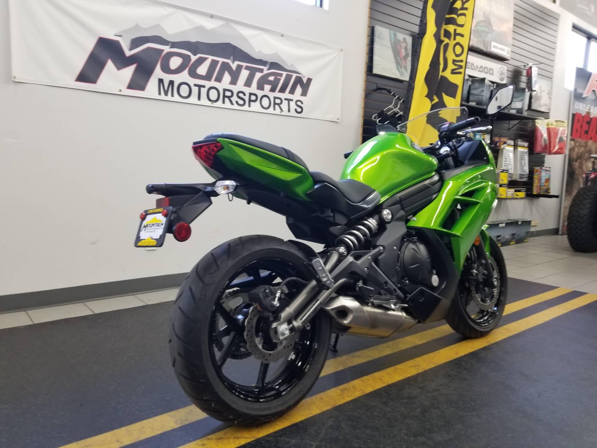 2012 Kawasaki Ninja 650 3