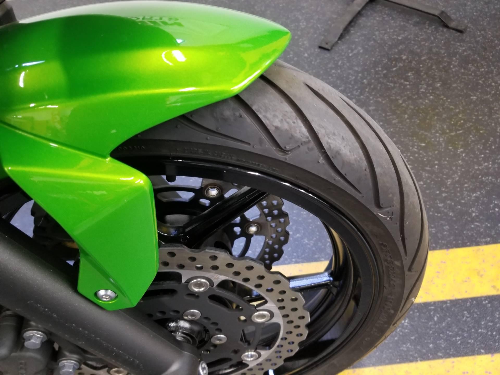 2012 Kawasaki Ninja 650 5