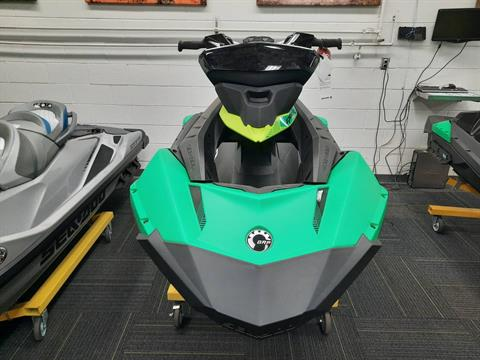 2021 Sea-Doo Spark Trixx 2up iBR + Sound System in Ontario, California - Photo 4