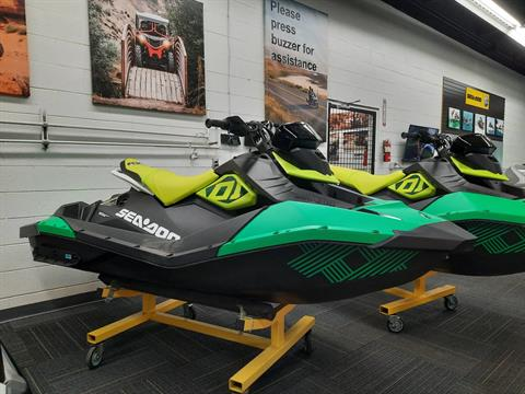 2021 Sea-Doo Spark Trixx 2up iBR + Sound System in Ontario, California - Photo 7