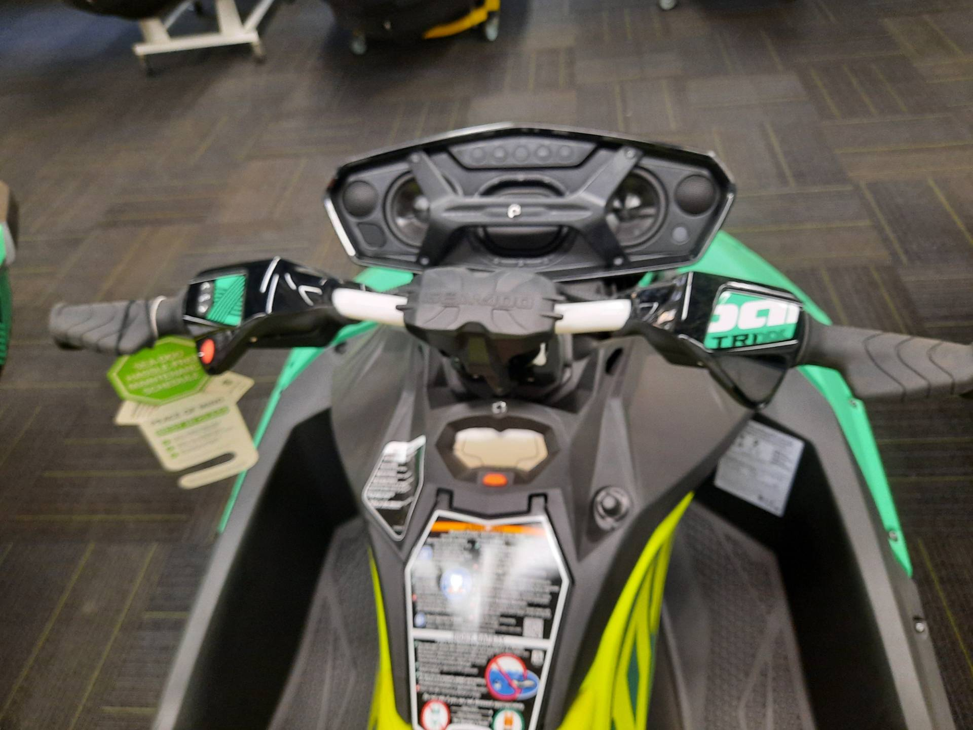 2021 Sea-Doo Spark Trixx 2up iBR + Sound System in Ontario, California - Photo 11
