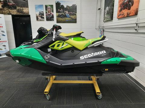 2021 Sea-Doo Spark Trixx 2up iBR + Sound System in Ontario, California - Photo 12