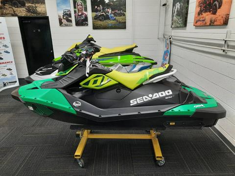 2021 Sea-Doo Spark Trixx 2up iBR + Sound System in Ontario, California - Photo 13