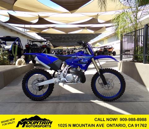 2021 Yamaha YZ250 in Ontario, California - Photo 1