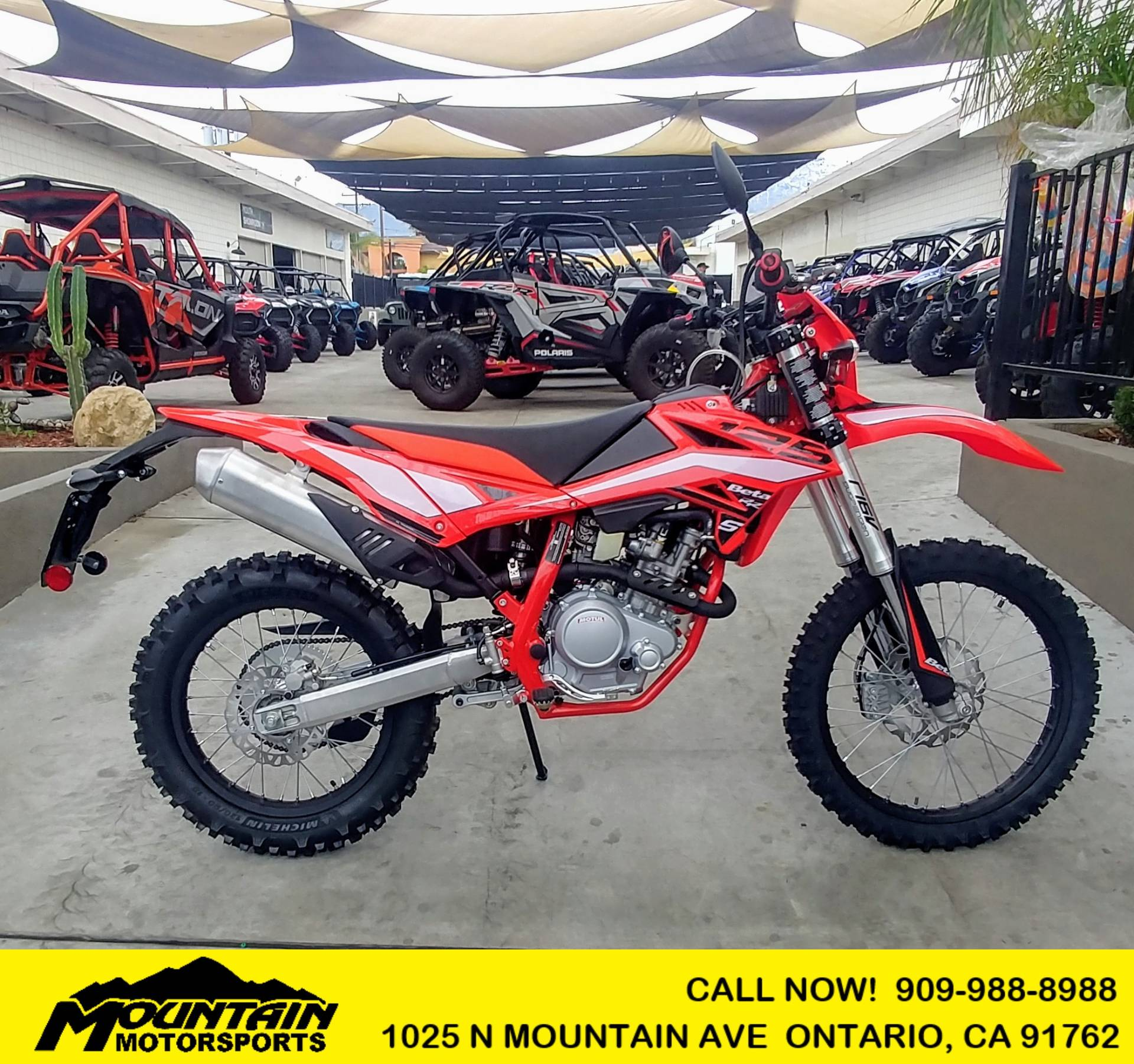 2019 Beta 125 Rr S In Ontario California
