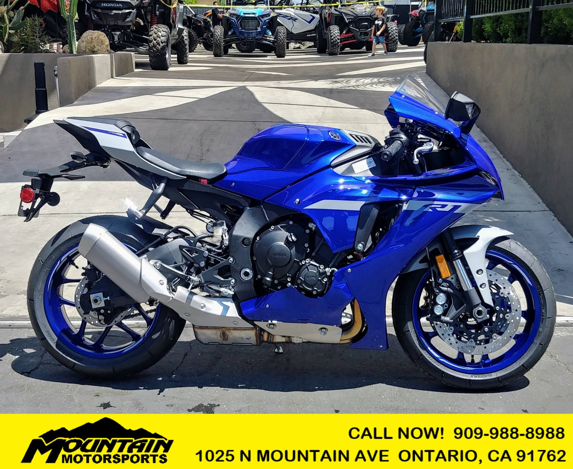 2020 Yamaha YZF-R1 in Ontario, California - Photo 1