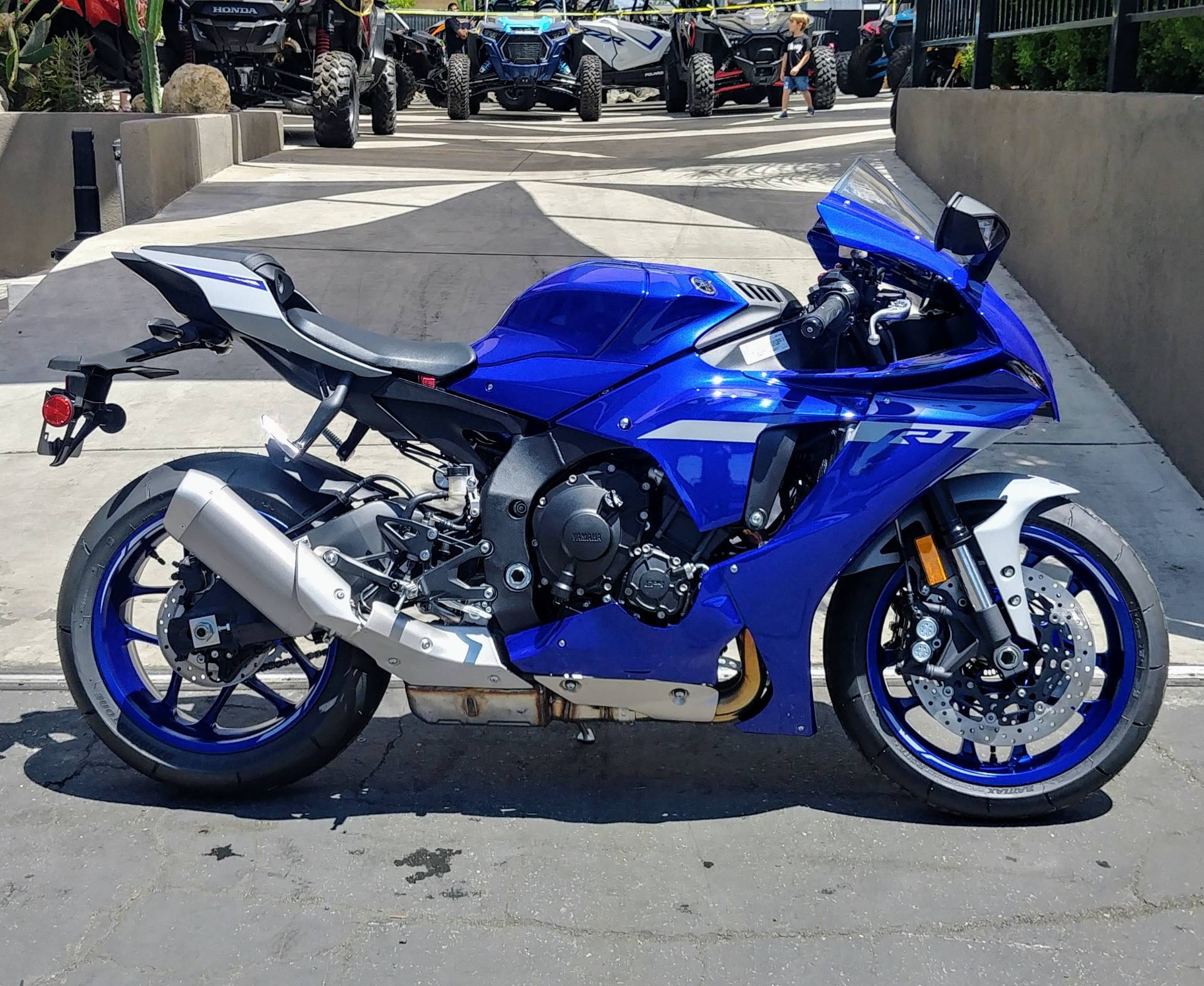 2020 Yamaha YZF-R1 in Ontario, California - Photo 2