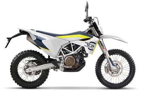 2018 Husqvarna 701 Enduro in Ontario, California
