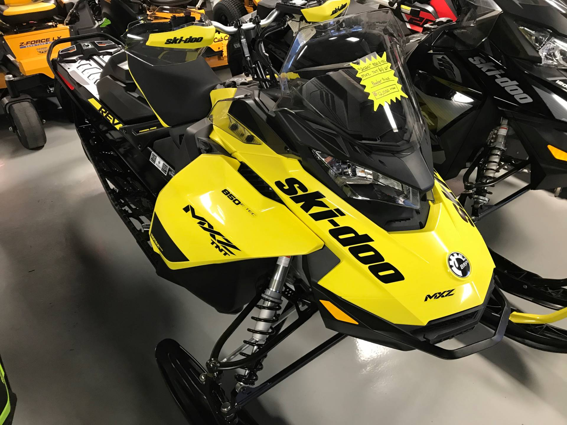 2020 Ski-Doo MXZ TNT 850 E-TEC ES Ripsaw 1.25 in Hillman, Michigan - Photo 1