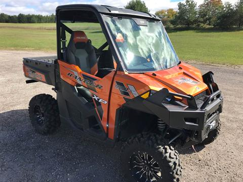 2014 Polaris Ranger XP® 900 Deluxe in Hillman, Michigan