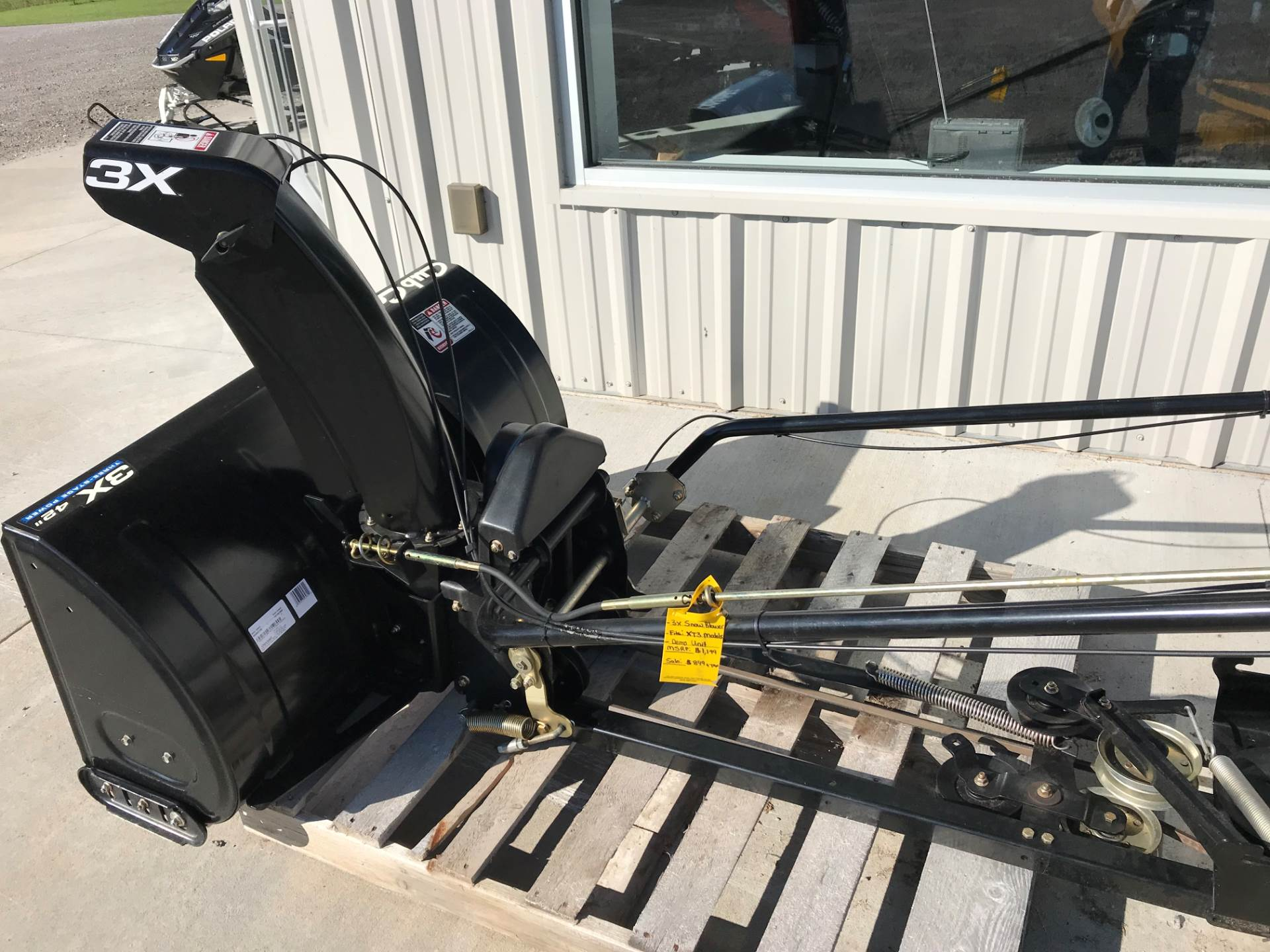 2017 Cub Cadet 19A40023-U in Hillman, Michigan