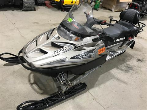 2003 Polaris 600 Classic Touring in Hillman, Michigan