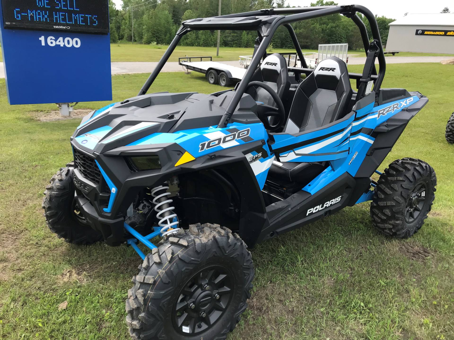 2019 Polaris RZR XP 1000 in Hillman, Michigan