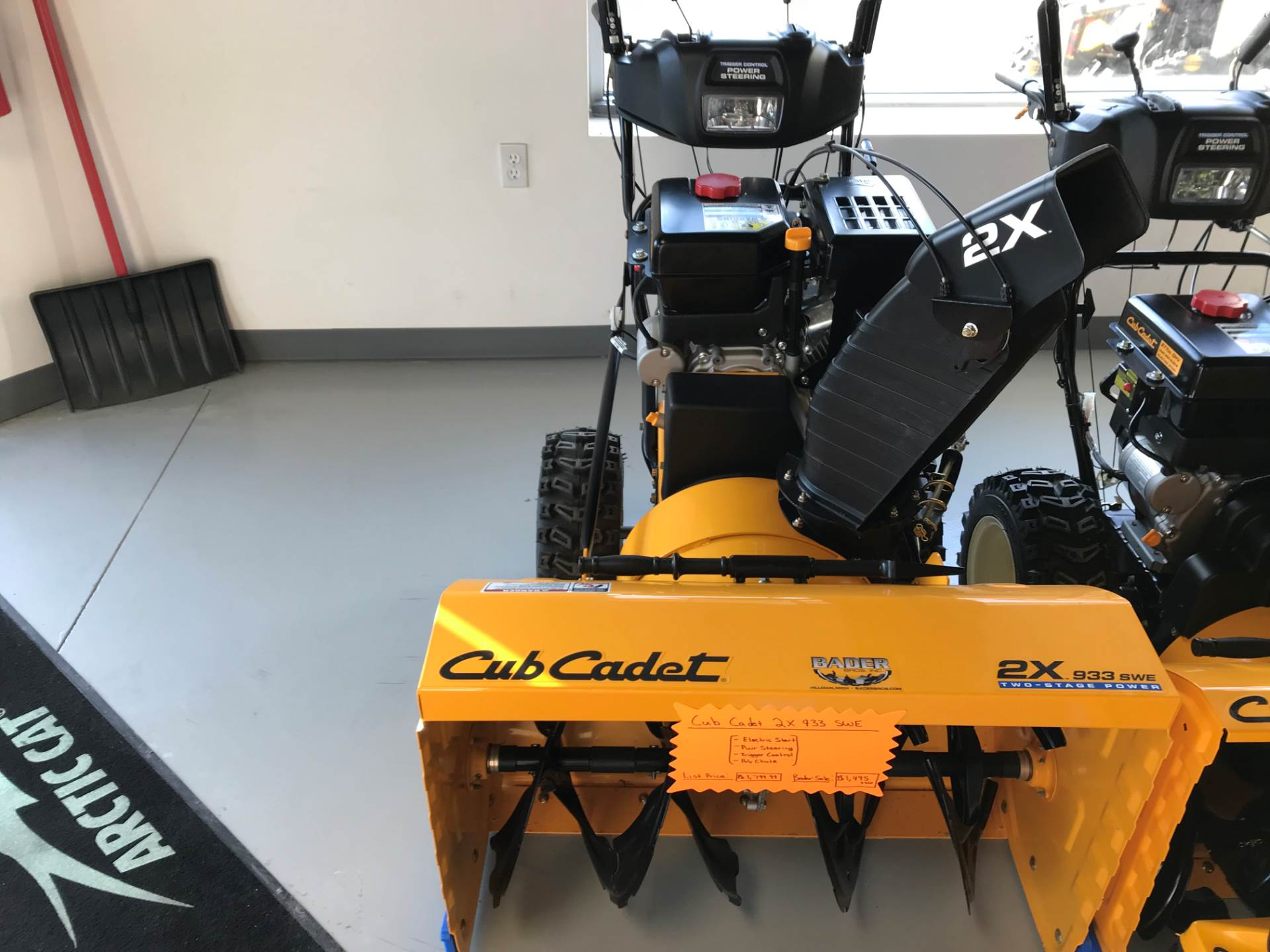 2016 Cub Cadet 2X 933 SWE in Hillman, Michigan