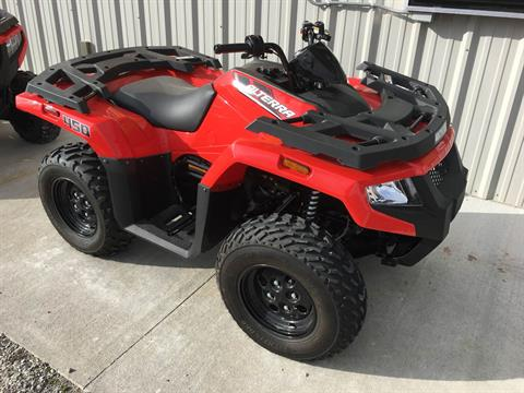 2016 Arctic Cat Alterra 450 in Hillman, Michigan