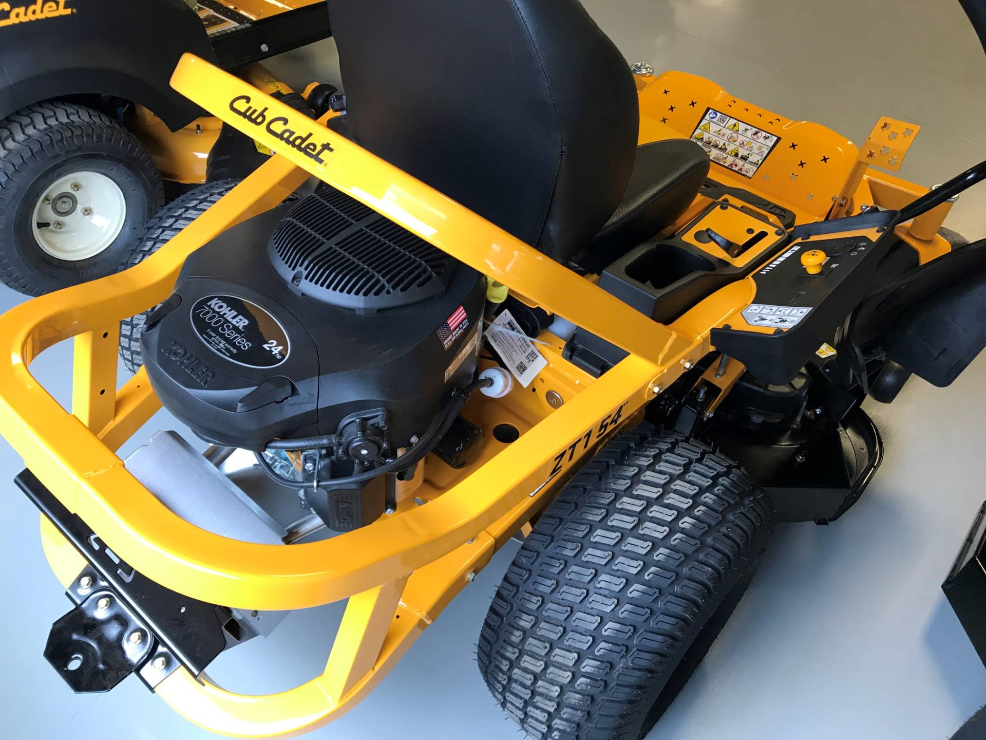 2019 Cub Cadet ZT1 54 in Hillman, Michigan - Photo 2