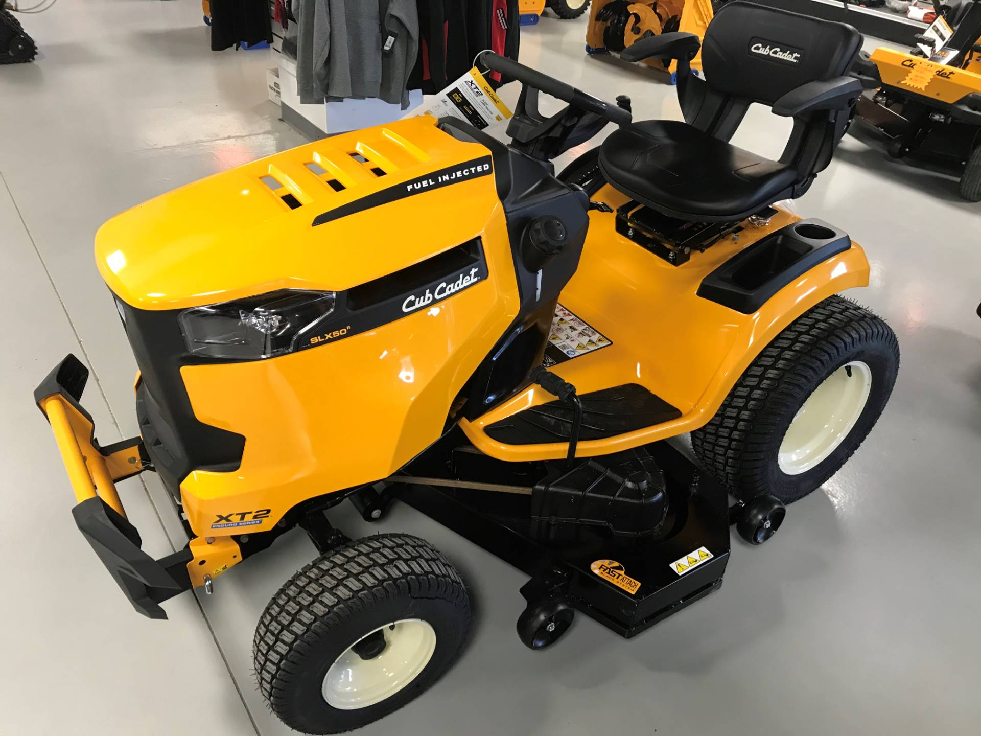 2020 Cub Cadet XT2 SLX50 50 in. Cub Cadet 679 cc in Hillman, Michigan - Photo 1