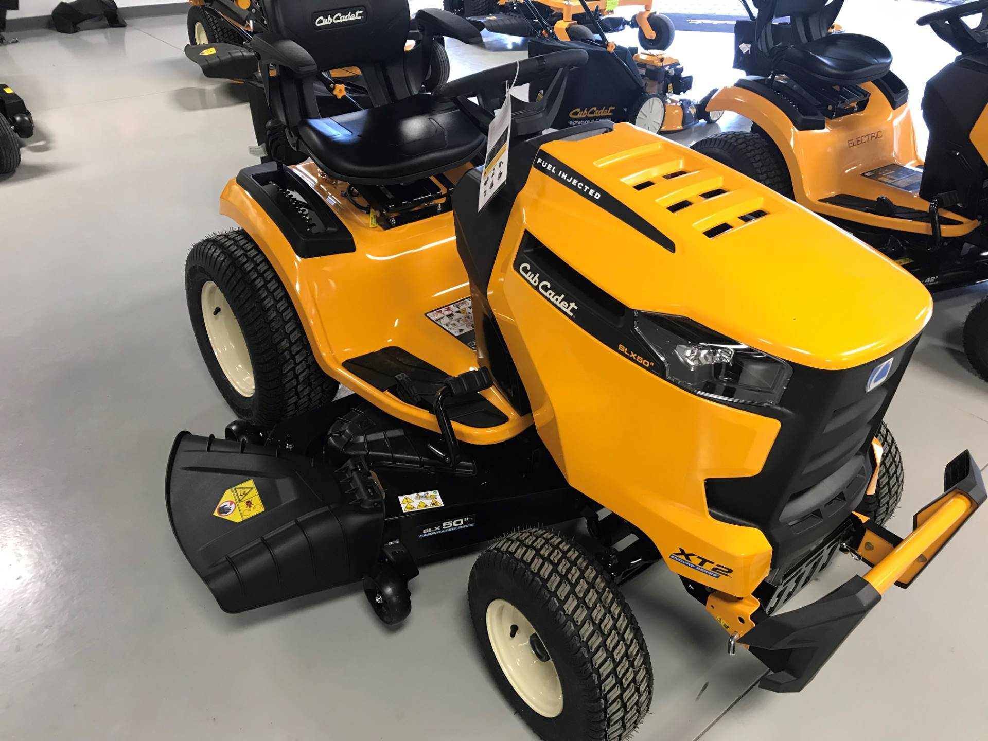 2020 Cub Cadet XT2 SLX50 50 in. Cub Cadet 679 cc in Hillman, Michigan - Photo 2