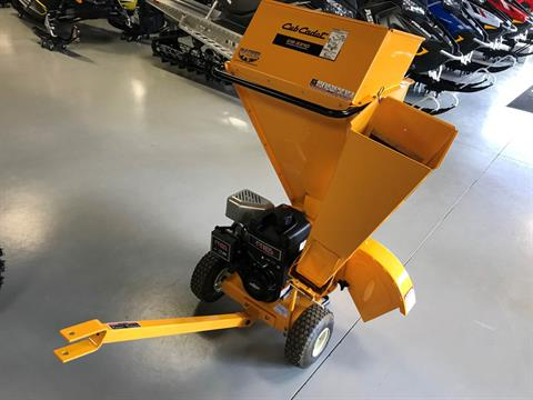 2015 Cub Cadet CS 3310 Chipper Shredder in Hillman, Michigan