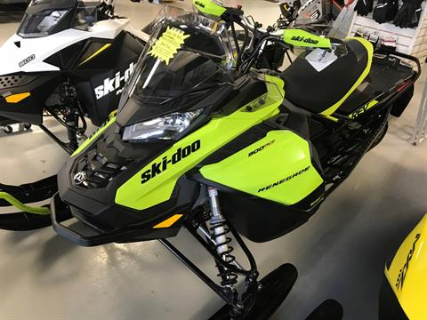2020 Ski-Doo Renegade Adrenaline  900 Ace Turbo ES  Rev Gen4 (Wide) in Hillman, Michigan