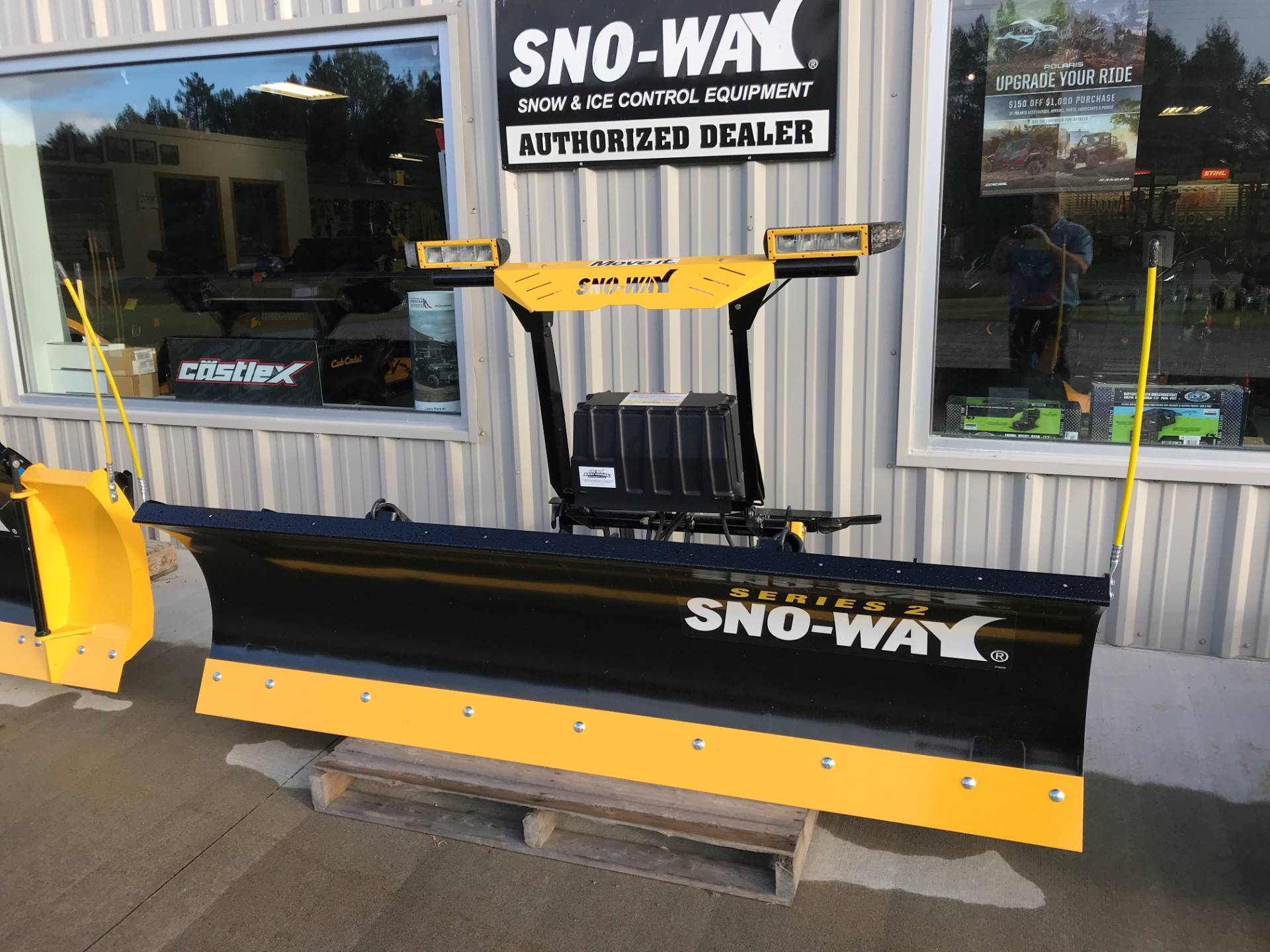2020 SNO-WAY SNO-WAY in Hillman, Michigan - Photo 1