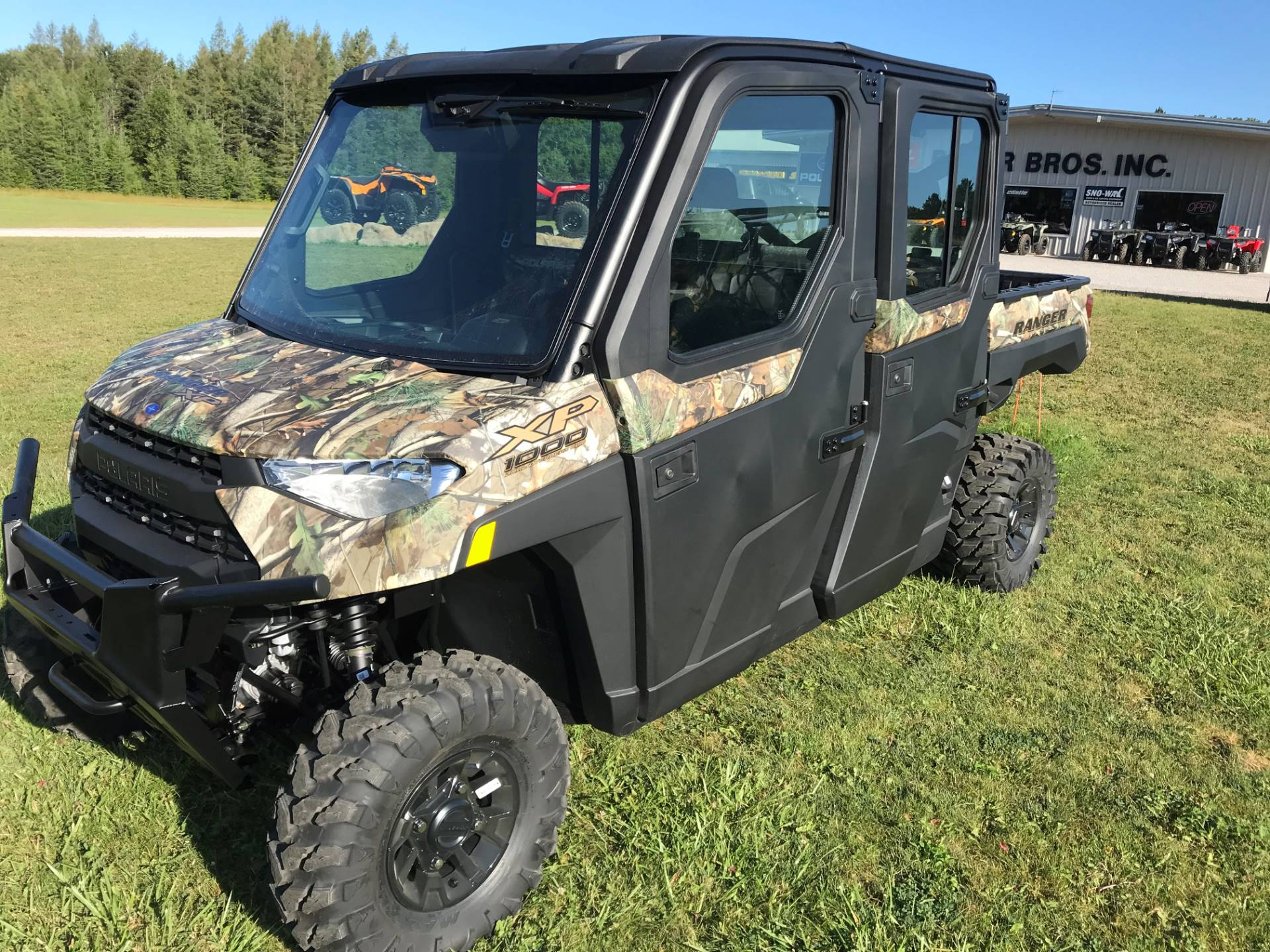 2020 Polaris Ranger Crew XP 1000 NorthStar Edition in Hillman, Michigan - Photo 1