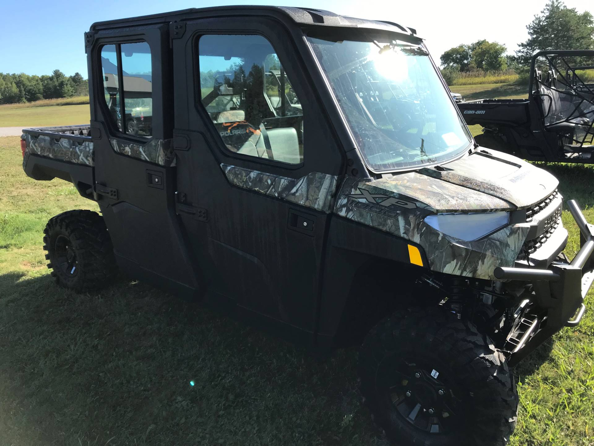 2020 Polaris Ranger Crew XP 1000 NorthStar Edition in Hillman, Michigan - Photo 5