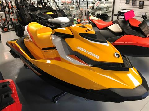 2017 Sea-Doo GTI SE in Hillman, Michigan