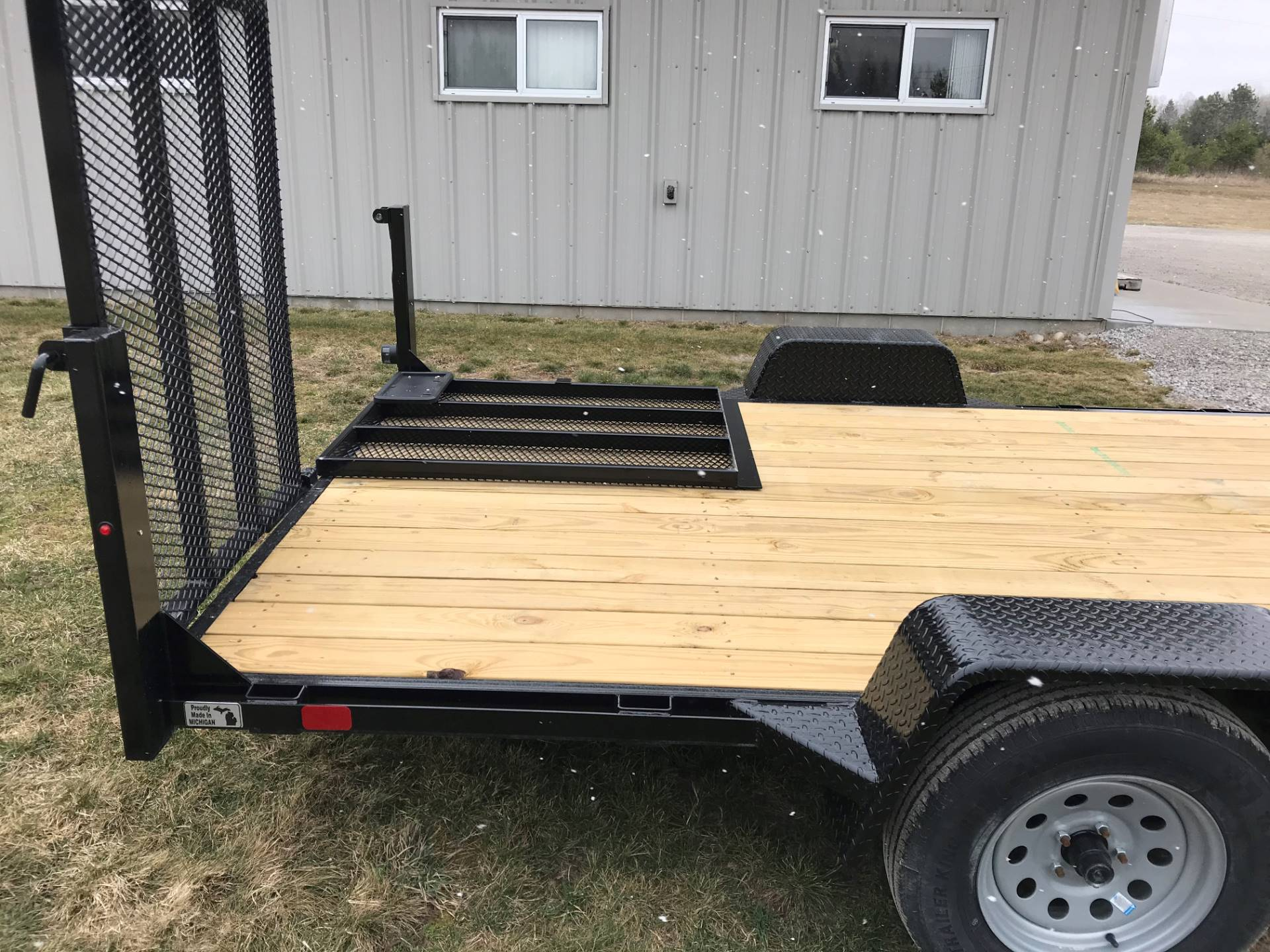 2020 BNM TRAILER SALES BNM in Hillman, Michigan - Photo 3