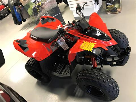 2020 Can-Am DS 90 in Hillman, Michigan - Photo 1