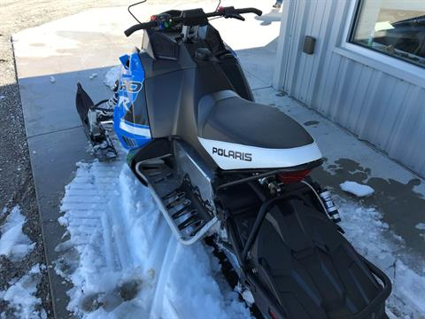 2014 Polaris 600 Rush® PRO-R ES in Hillman, Michigan
