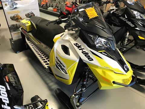 2018 Ski-Doo MXZ Sport 600 ACE in Hillman, Michigan