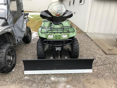 2012 Kawasaki Prairie® 360 4x4 in Hillman, Michigan
