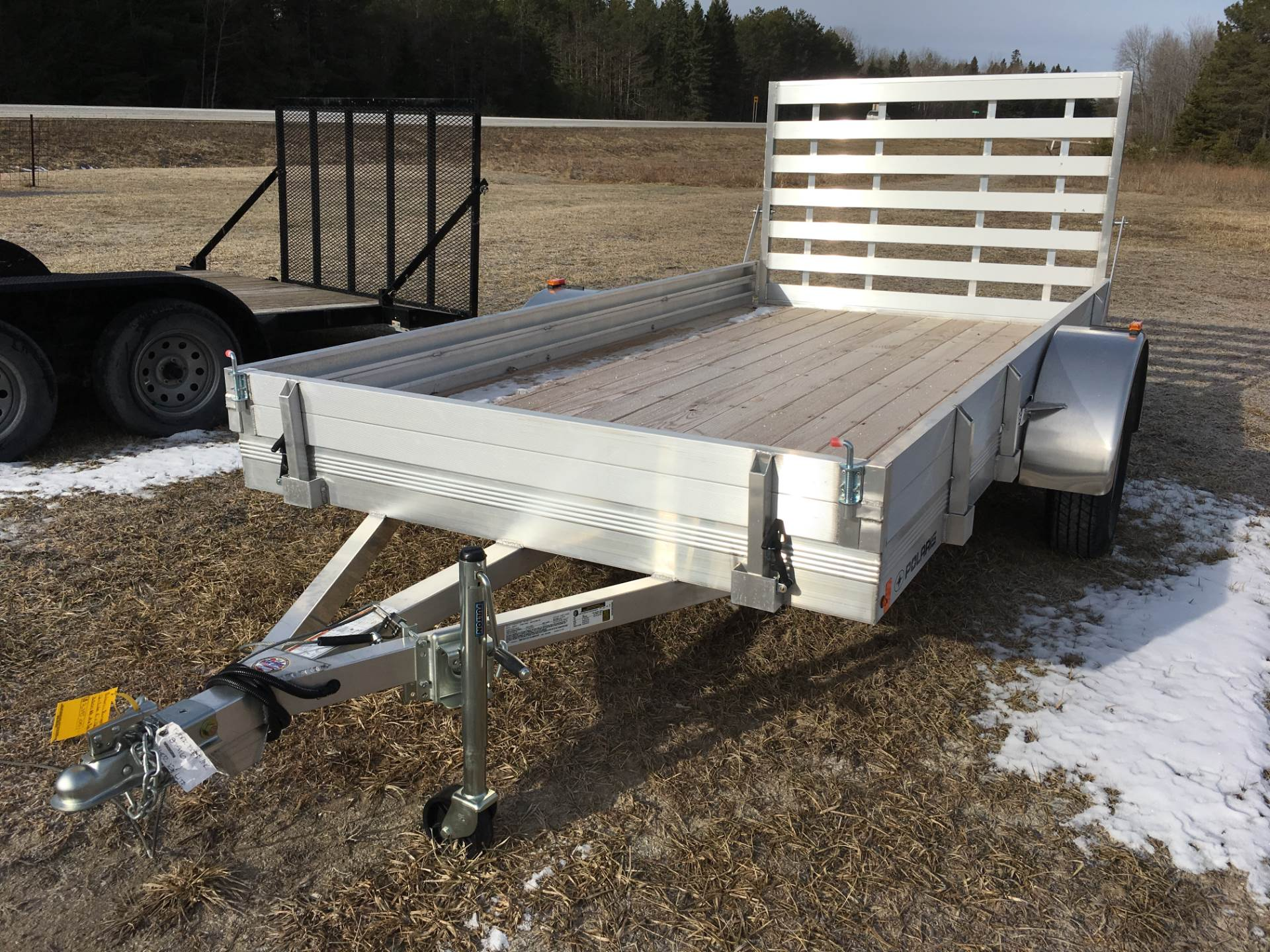 2017 Alcom Trailer RANGER12L in Hillman, Michigan