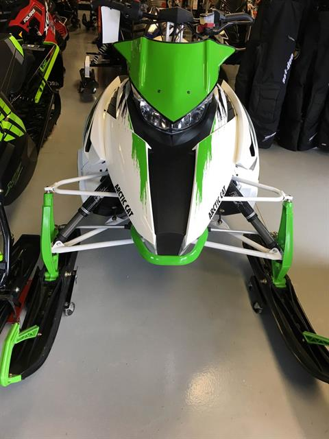 2015 Arctic Cat ZR 6000 Sno Pro ES in Hillman, Michigan