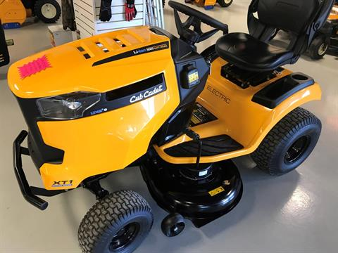 2020 Cub Cadet LT42 E 42 in. Electric in Hillman, Michigan - Photo 1