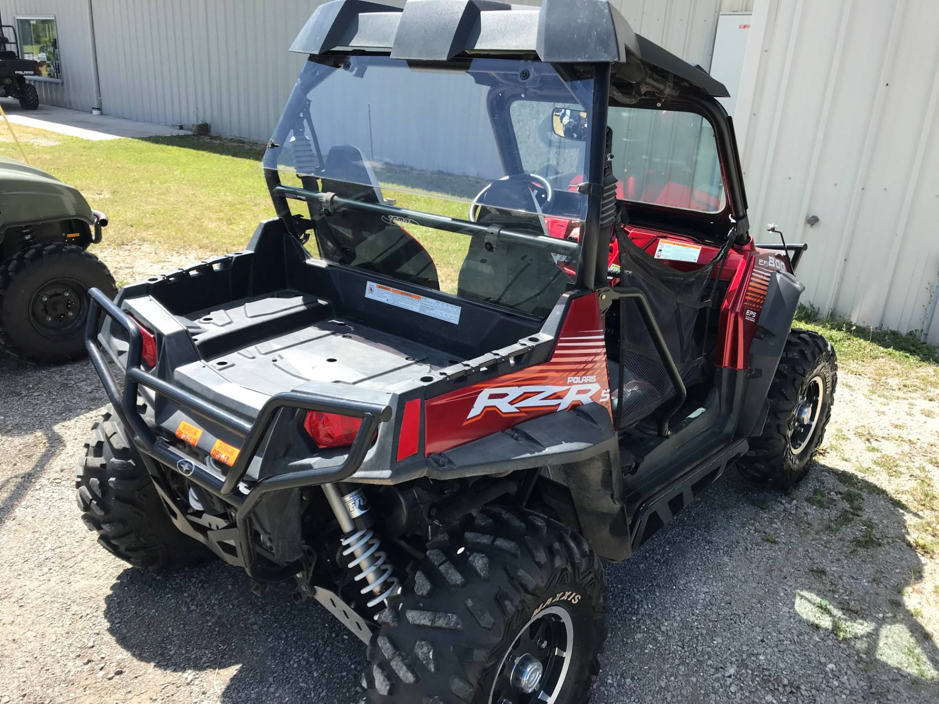 2013 Polaris RZR® S 800 LE in Hillman, Michigan - Photo 3