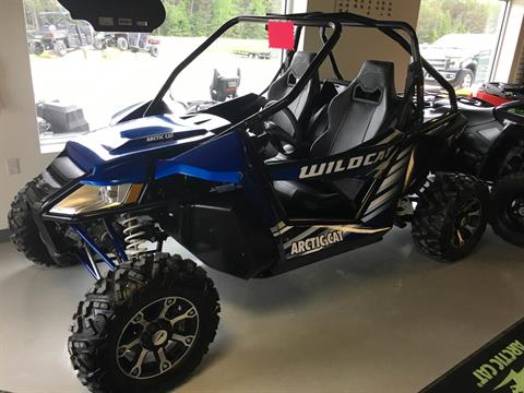 2016 Arctic Cat Wildcat X in Hillman, Michigan
