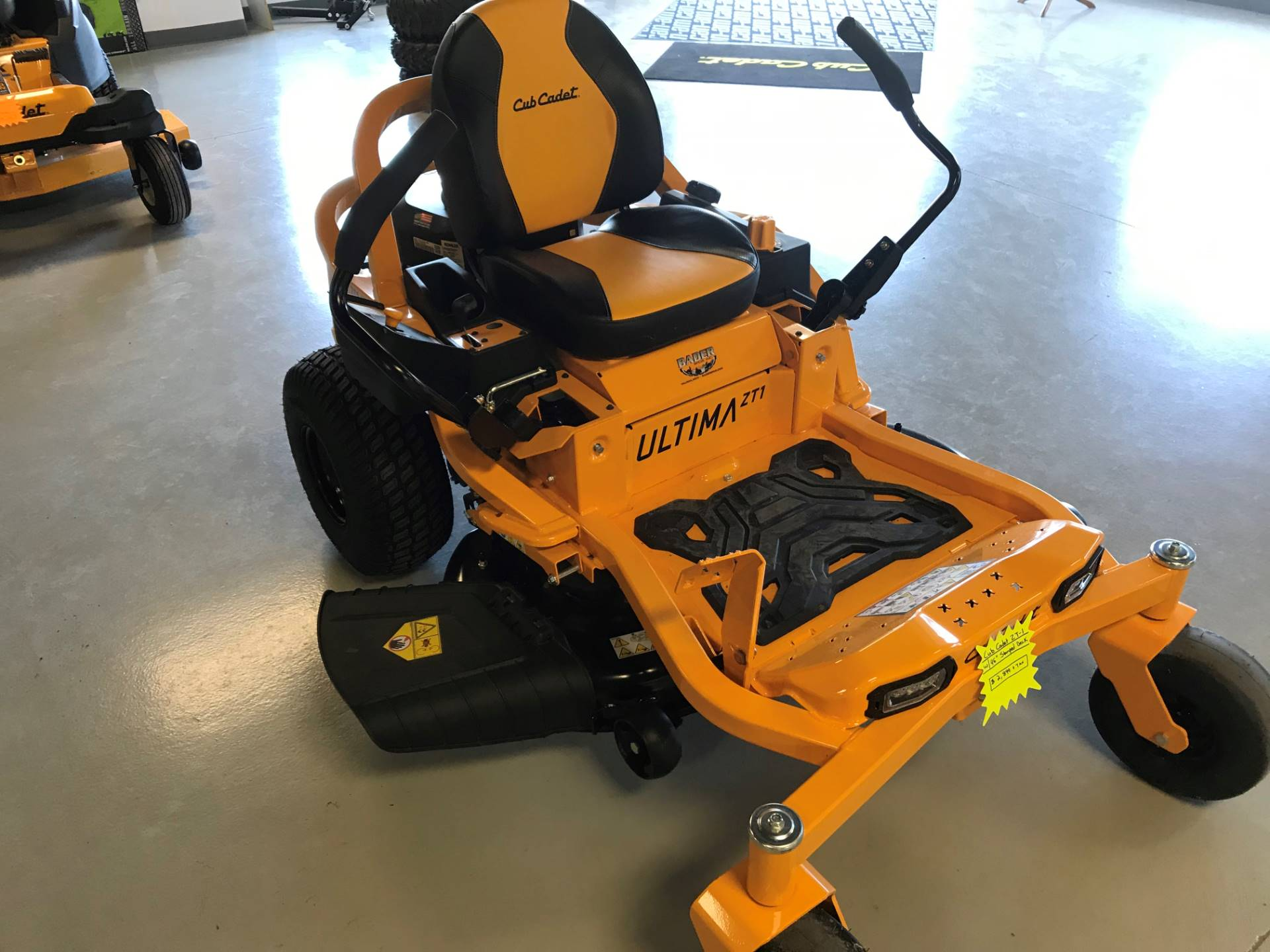 2019 Cub Cadet ZT1 46 in. Kohler 7000 22 hp in Hillman, Michigan - Photo 2