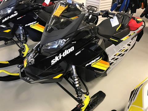 2019 Ski-Doo MXZ Blizzard 850 E-TEC in Hillman, Michigan - Photo 1