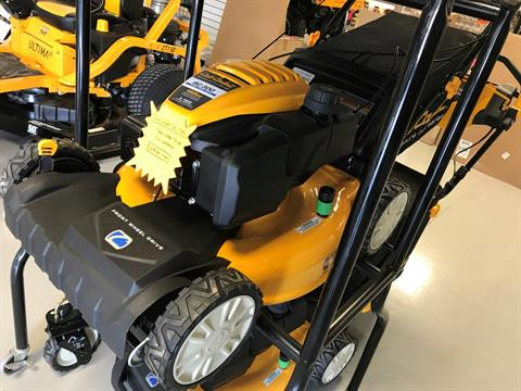 2019 Cub Cadet SC 300 21 in. Cub Cadet OHV 159 cc in Hillman, Michigan - Photo 1