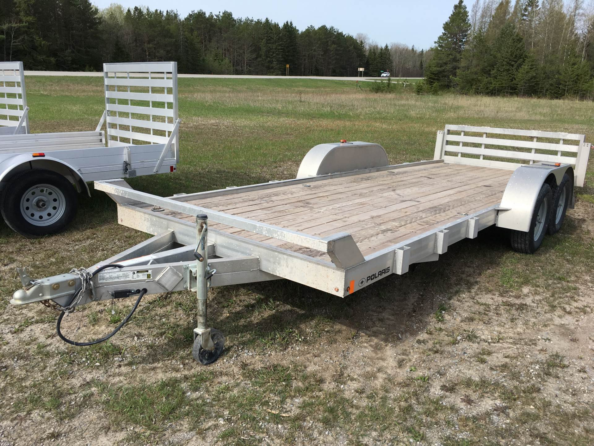 2017 Alcom Trailer RANGER20 in Hillman, Michigan