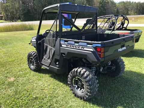 2020 Polaris RANGER XP 1000 Premium + Ride Command Package in Hillman, Michigan - Photo 1