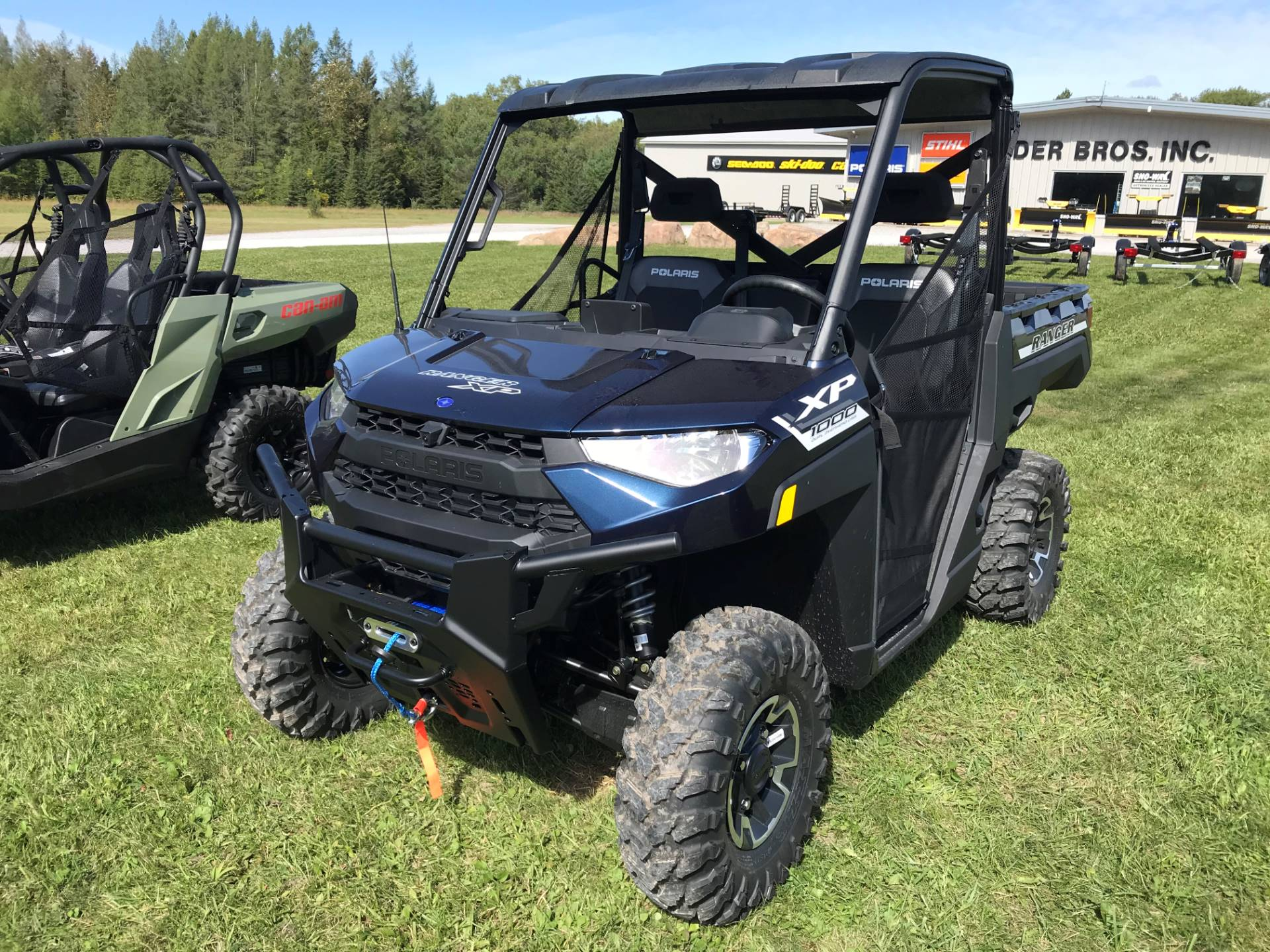 2020 Polaris RANGER XP 1000 Premium + Ride Command Package in Hillman, Michigan - Photo 2