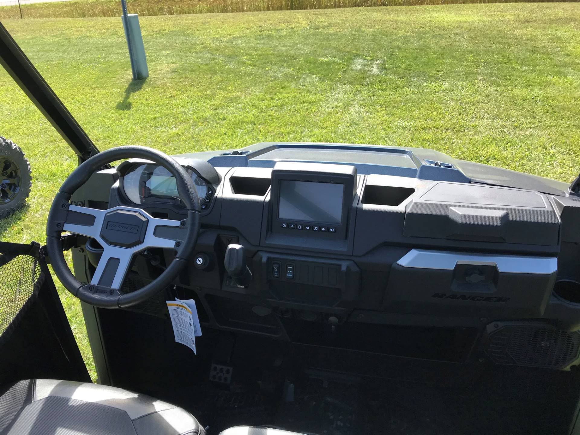 2020 Polaris RANGER XP 1000 Premium + Ride Command Package in Hillman, Michigan - Photo 4