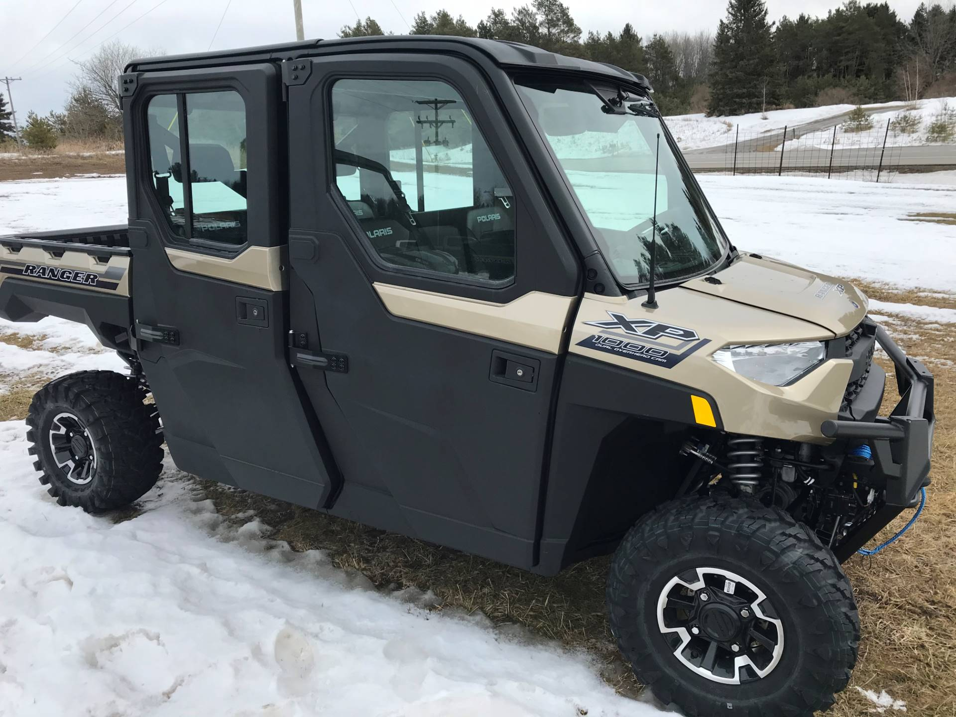 2020 Polaris RANGER CREW XP 1000 NorthStar Edition + Ride Command Package in Hillman, Michigan - Photo 1
